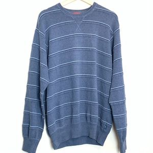 Men's IZOD 100% Cotton Knit Sweater Size XL